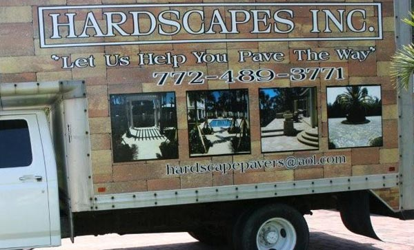 Fleet Vehicles Signs by Sign Art Plus of Fort Pierce