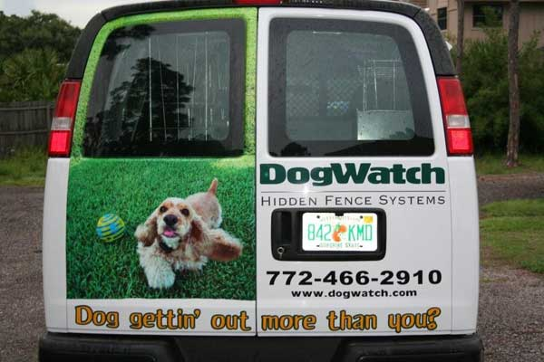 Van Wraps, Signs, Graphics and Lettering are available at Sign Art Plus in and near Stuart