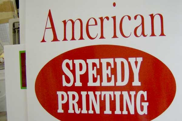 Signs and Decals for Sponsoring Special Event Signs in Vero Beach Florida