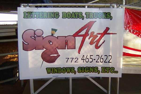 Engraved Plastic Signs in Vero Beach Florida
