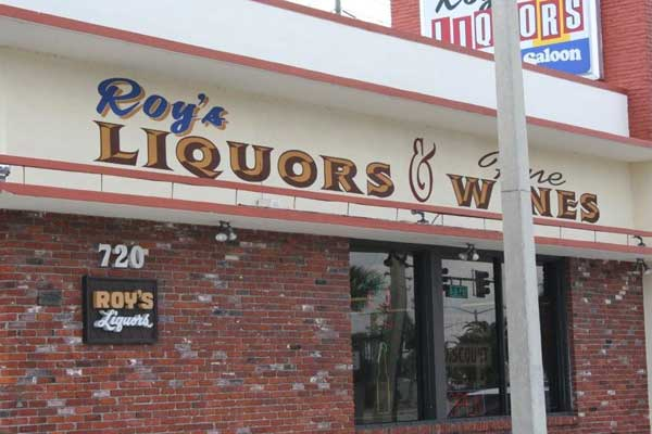 Hand Painted Signs in Vero Beach Florida
